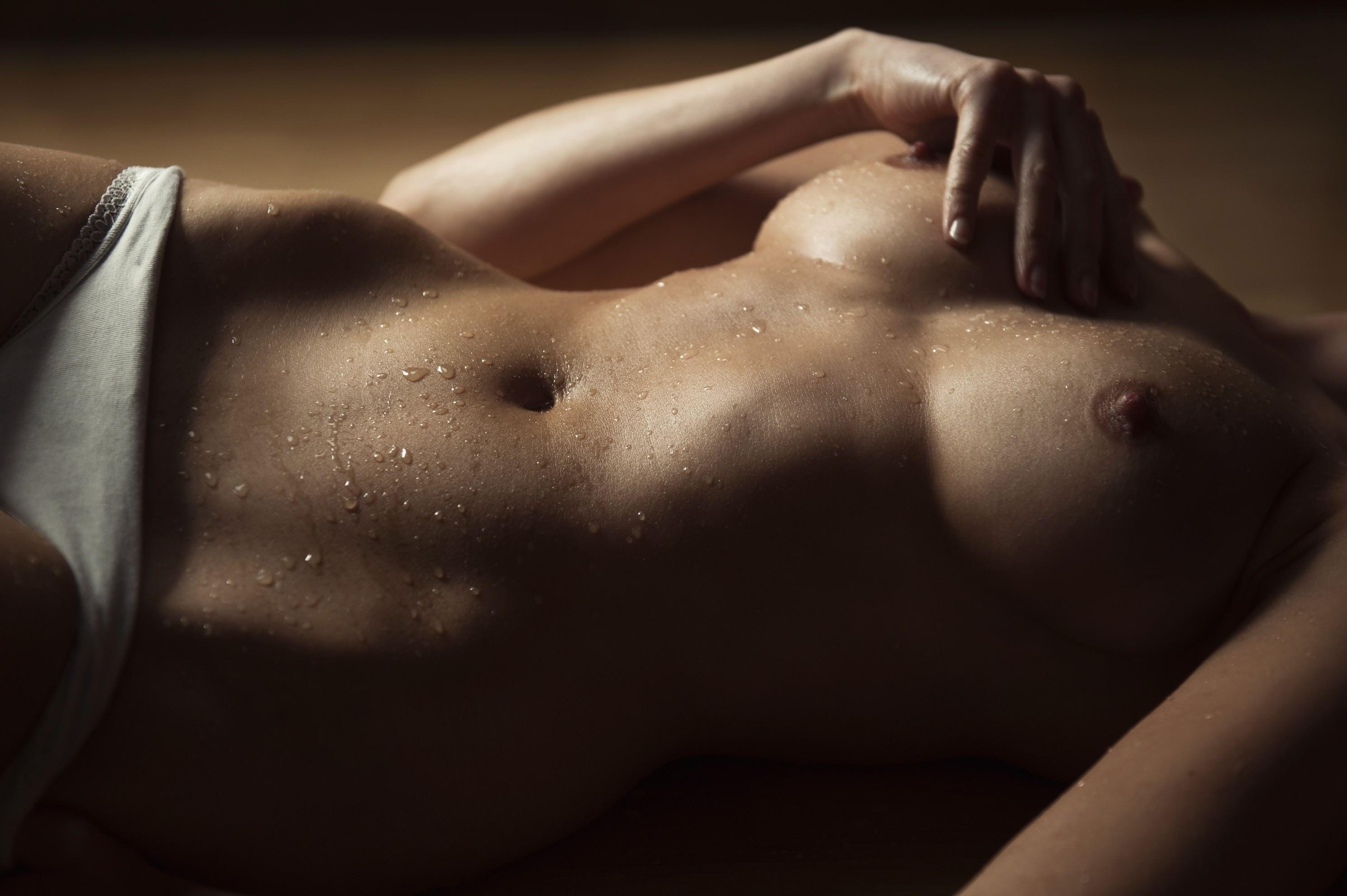 Очень Красивое Женское Тело Обнаженное