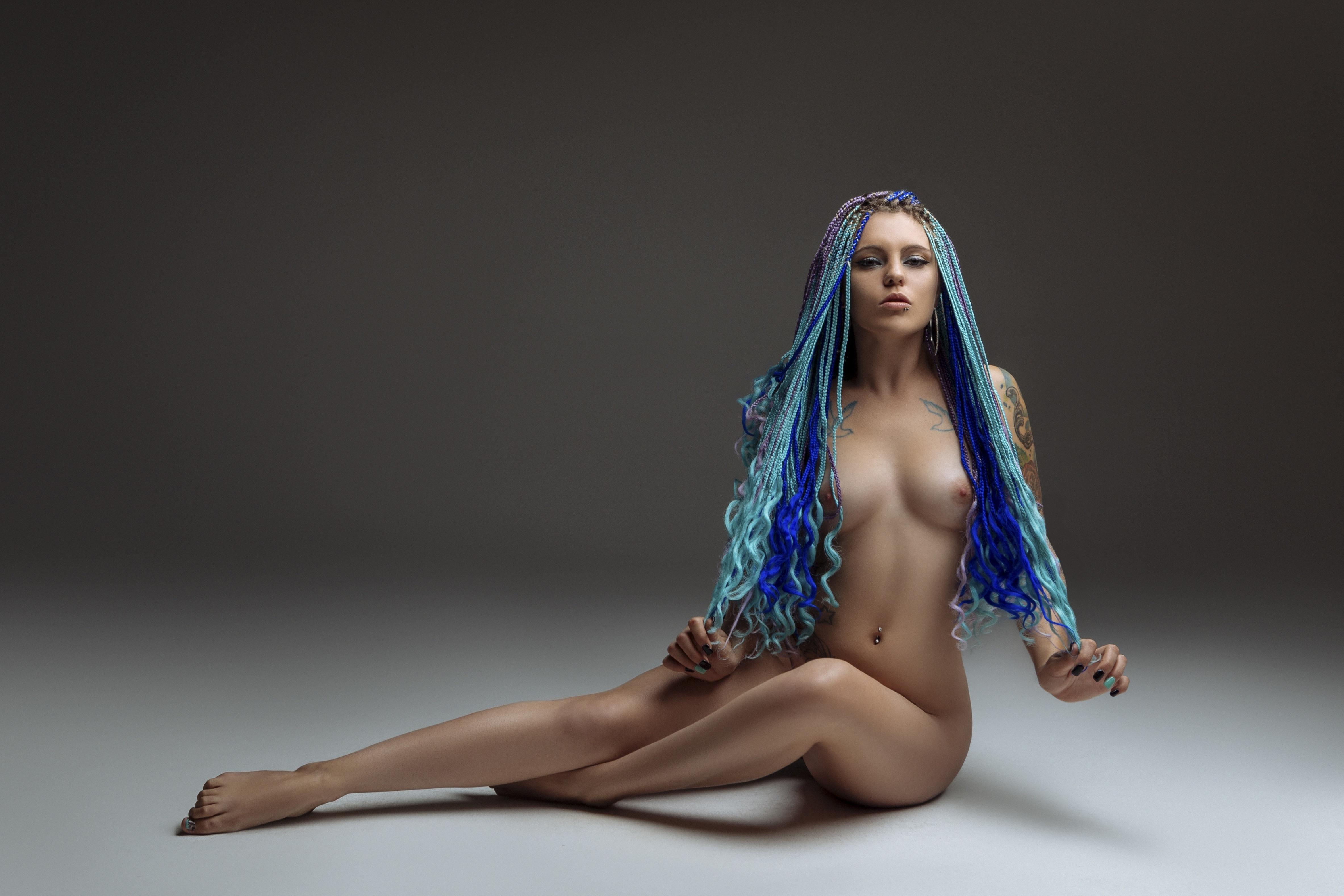 Обнаженные Волосы