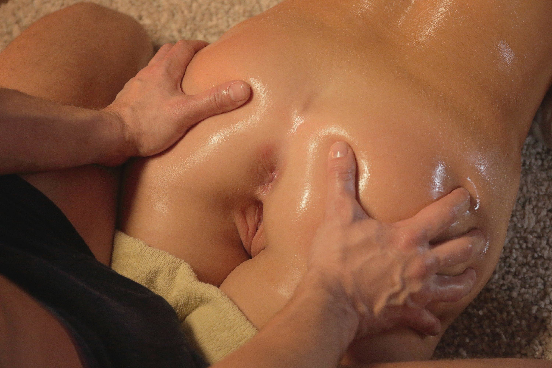Онлайн массаж попы