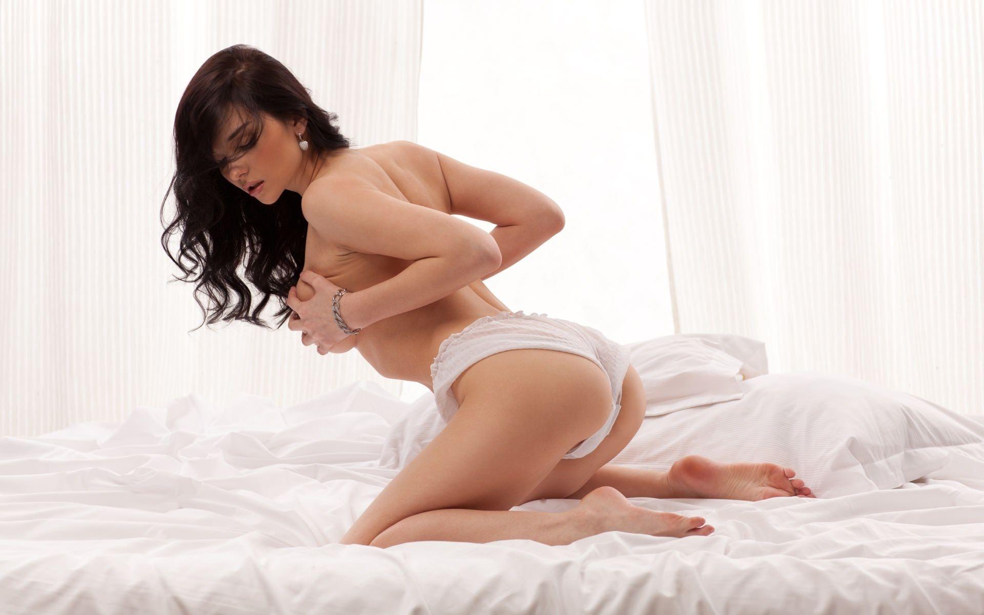 Секс с брюнеткой видит смотреть бесплатно 23 фотография