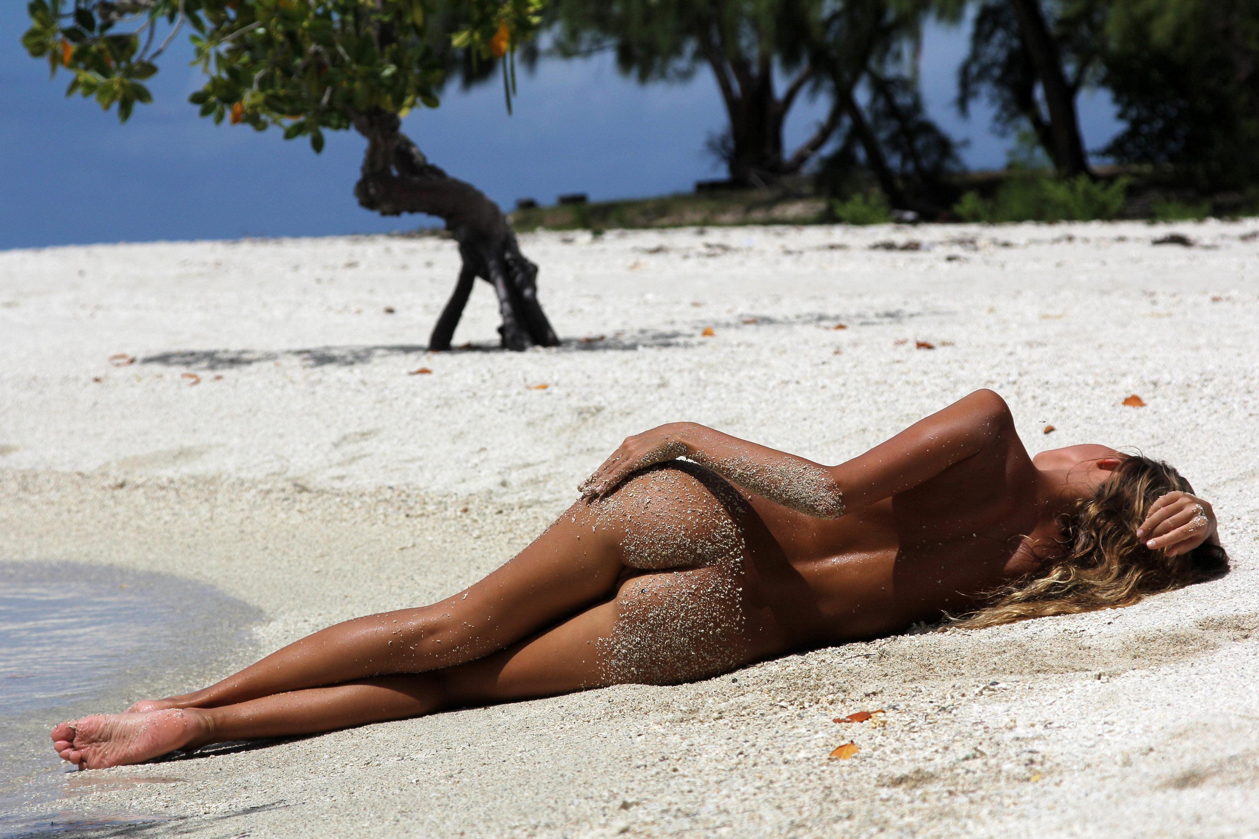 Nude beaches on the california coast