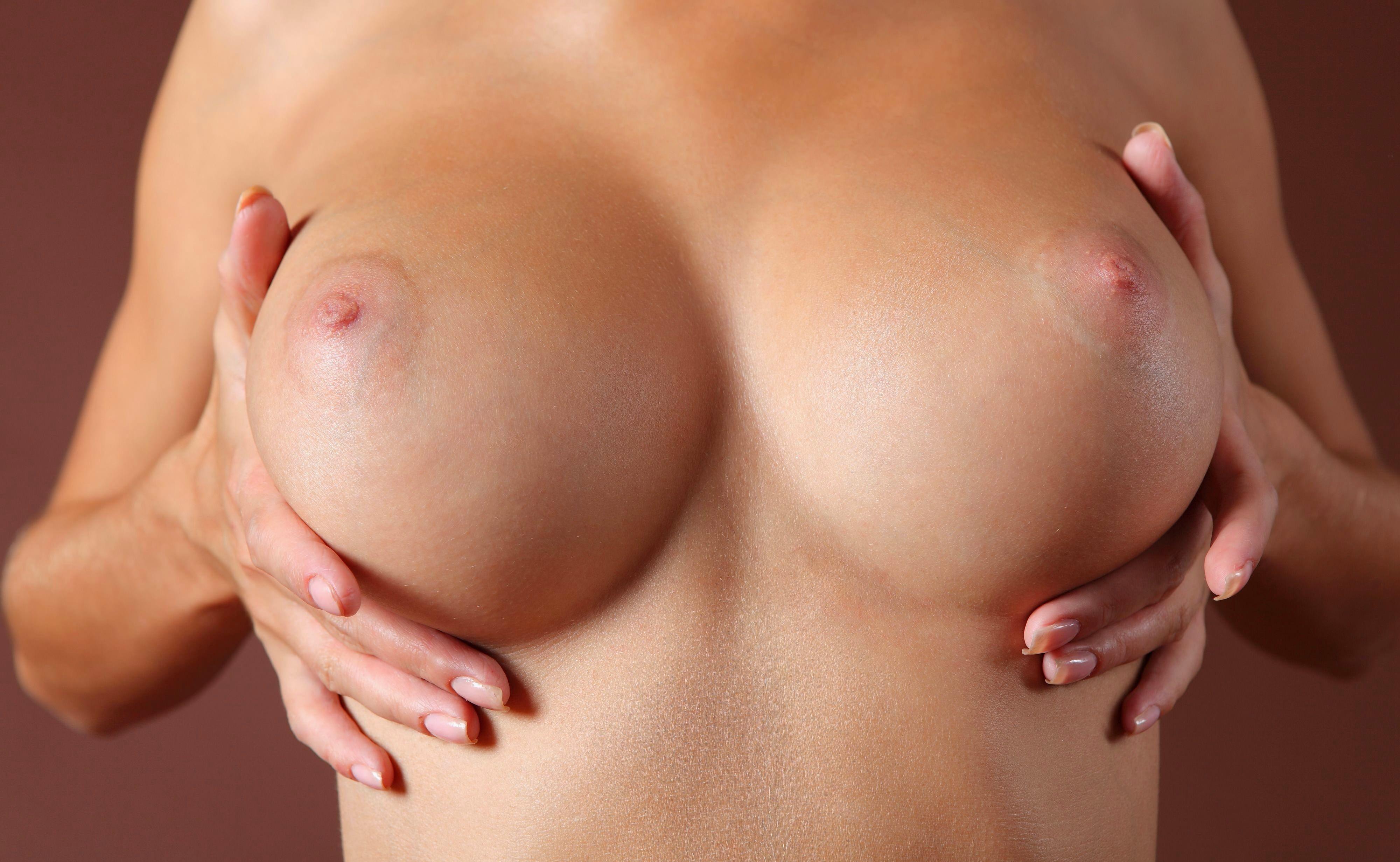 Small Breast Nude