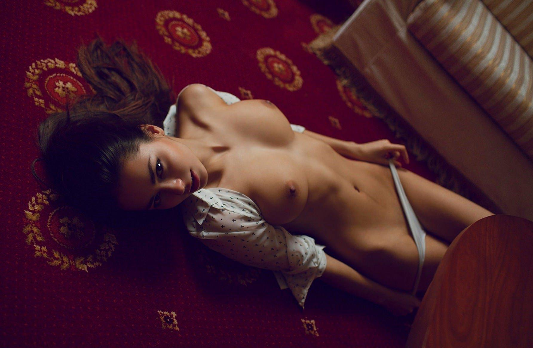 Russian model helga lovekaty pussy topless pics