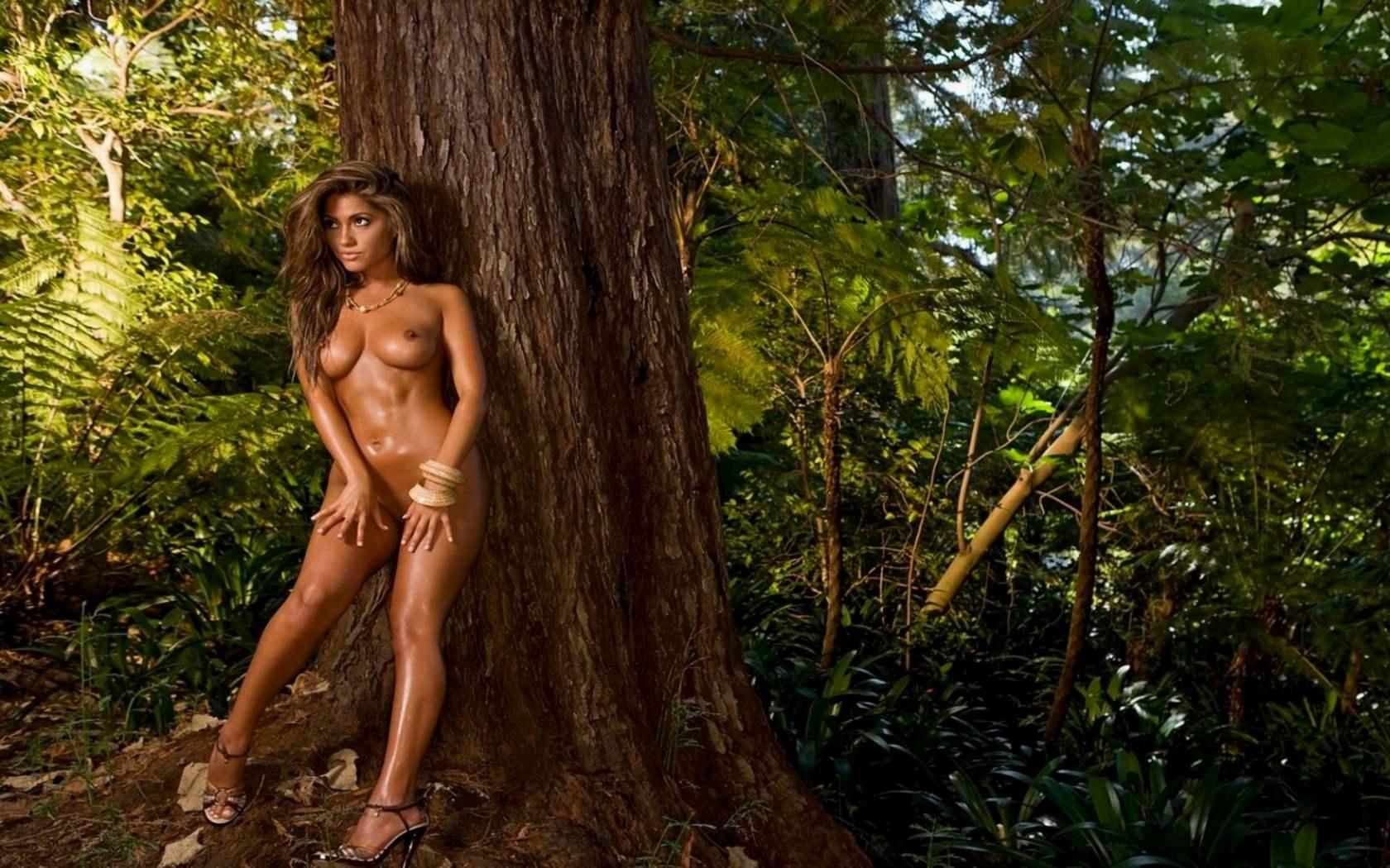 Naked Jungle Girls Nude