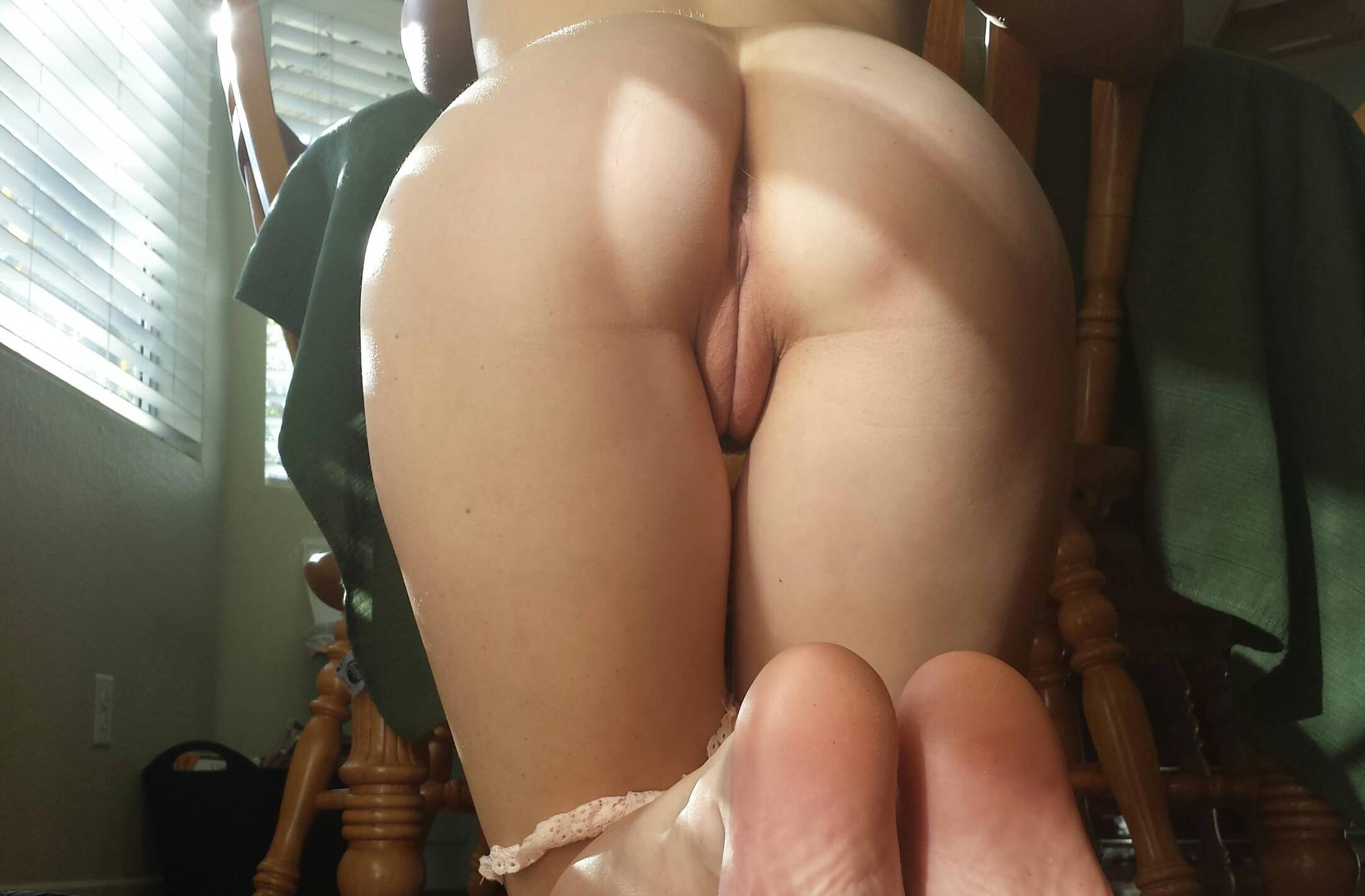 Ass And Pussy Selfie