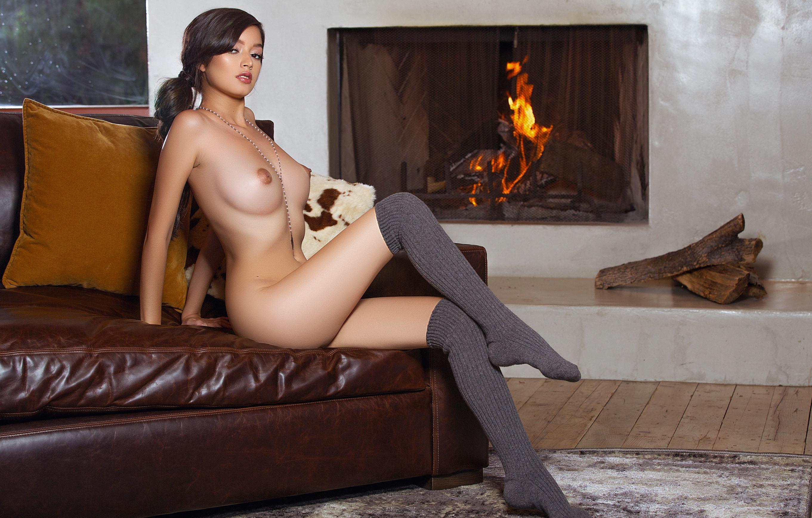 Abelinda pleasuring herself XXX images HD