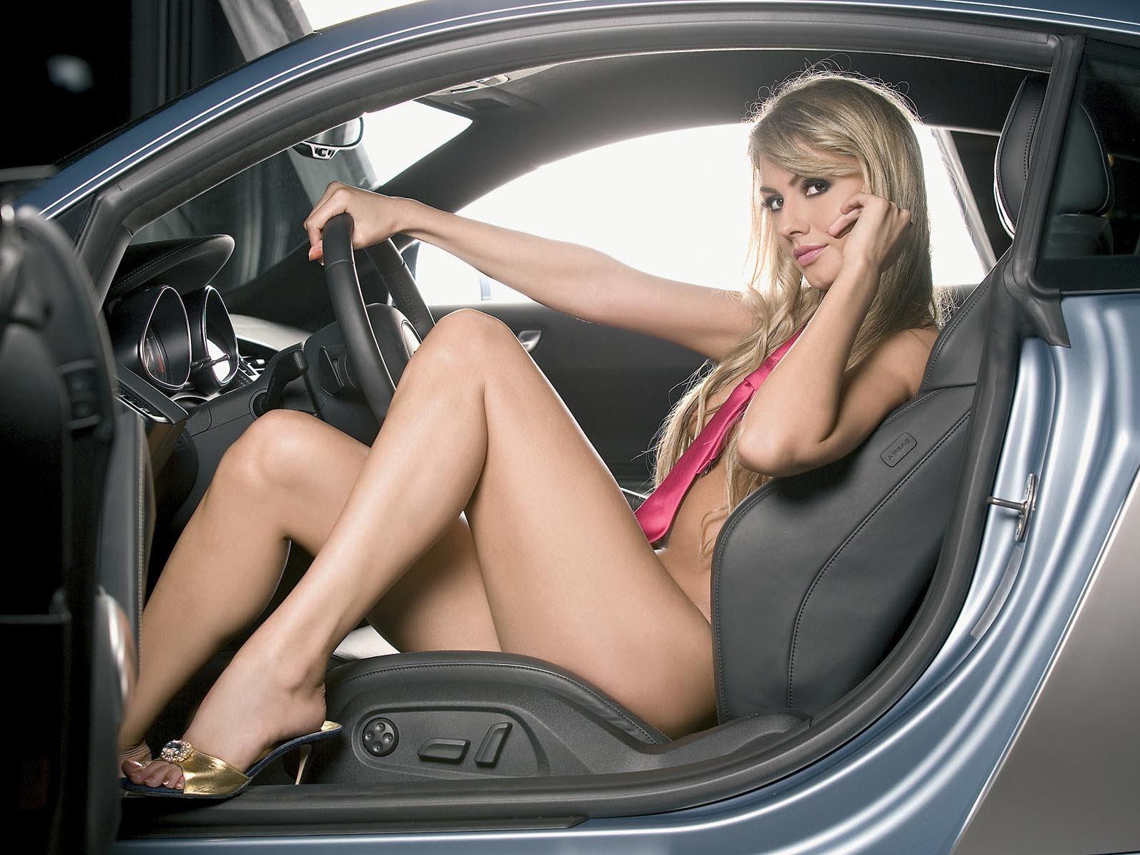 Auto mall nude