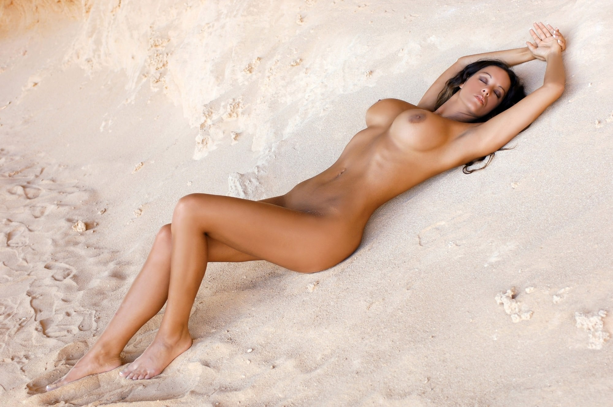 Nude naked