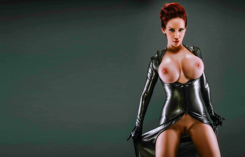 Latex hot nude girls