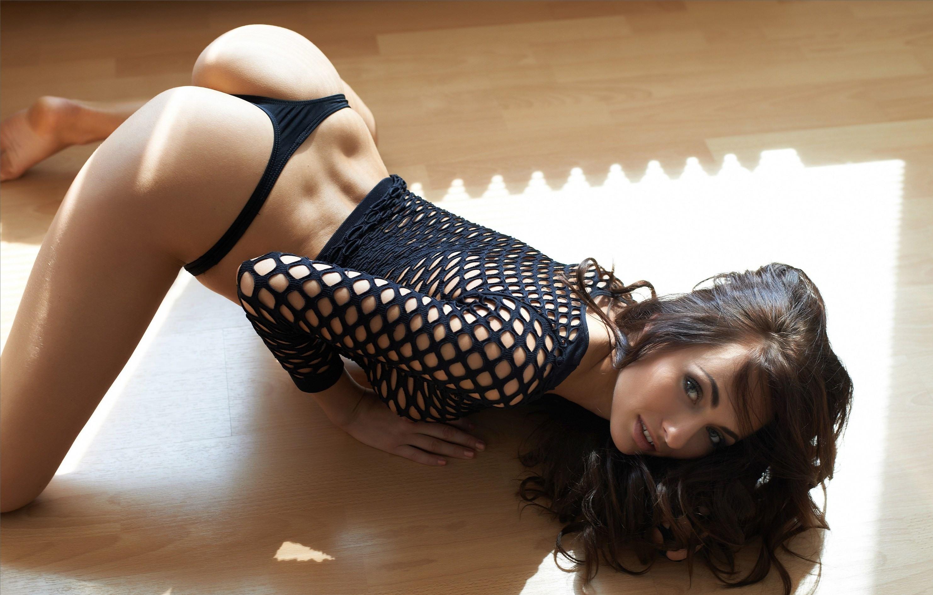 Big girl bent over nude